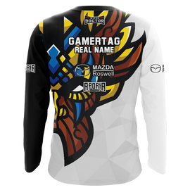 Witch Doctor Gaming White Long Sleeve Jersey