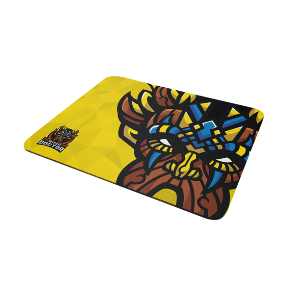Witch Doctor Gaming Mousepad