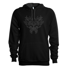 Witch Doctor Gaming Hoodie V1