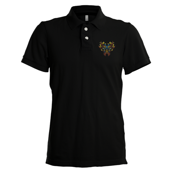 Witch Doctor Gaming Polo Shirt