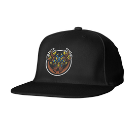 Witch Doctor Gaming Snapback Hat