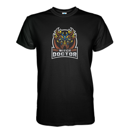 Witch Doctor Gaming T-Shirt