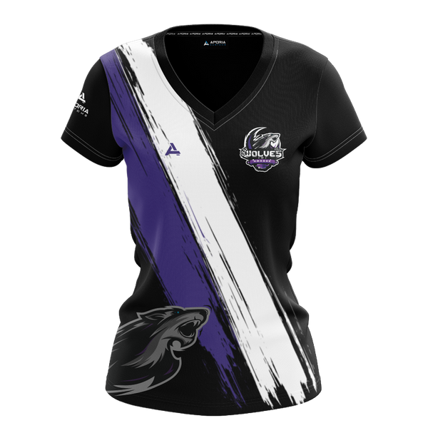 Wolves of Amarok Women's Short Sleeve Jersey