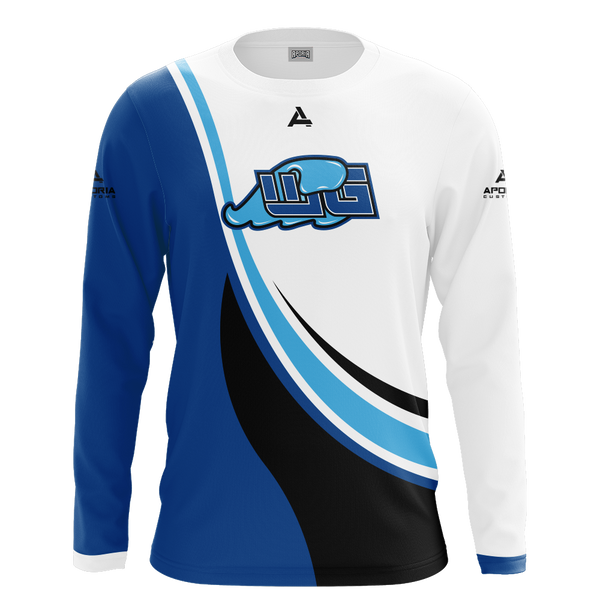 Wavey Gaming Long Sleeve Jersey
