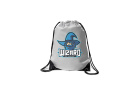 Wizard of Gaming Drawstring Bag
