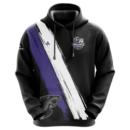 Wolves of Amarok Sublimated Hoodie