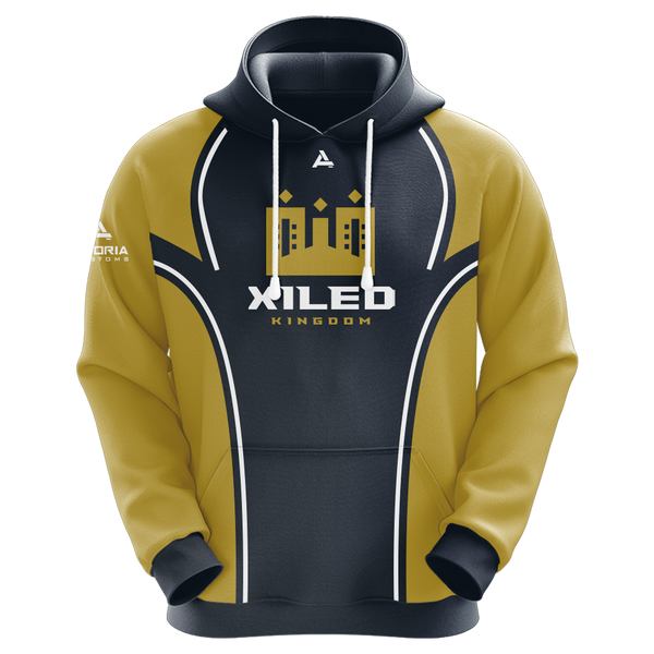 Xiled Kingdom Sublimated Hoodie
