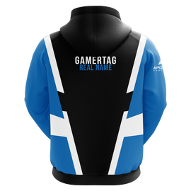 XGN Sublimated Zip Up Hoodie