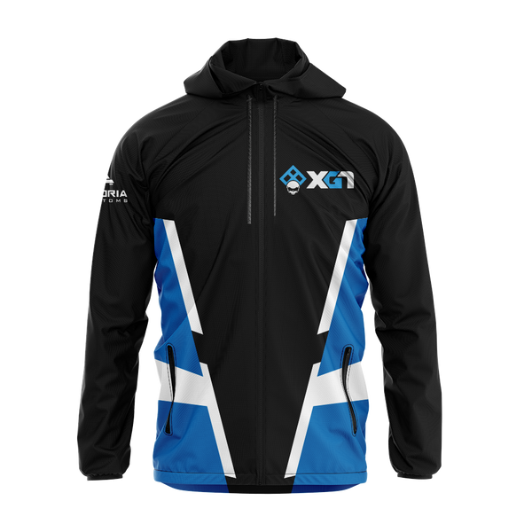 XGN Sublimated Windbreaker w/Hood