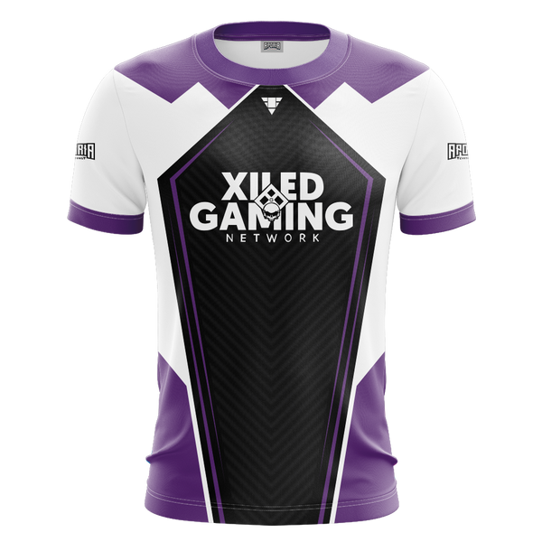 XGN Text Short Sleeve Jersey