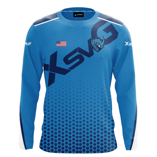 Excessive Gaming Long Sleeve Jersey
