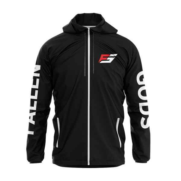 FallenGods Sublimated Windbreaker w/Hood