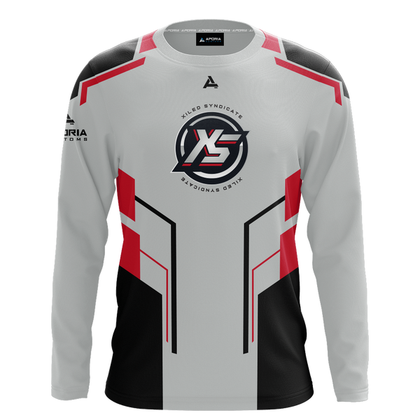 Xiled Syndicate Alternate Long Sleeve Jersey