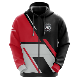 Xiled Syndicate Sublimated Zip Up Hoodie