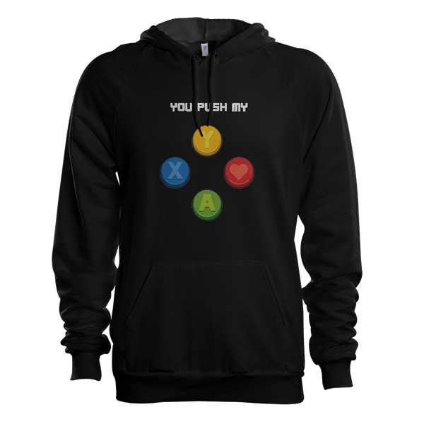 Push My Buttons Hoodie
