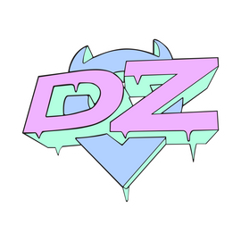 dZ Cinema Sticker