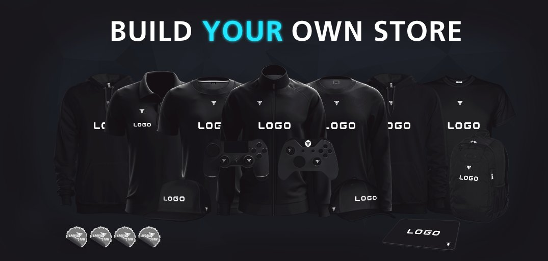 BUILD YOUR OWN STORE