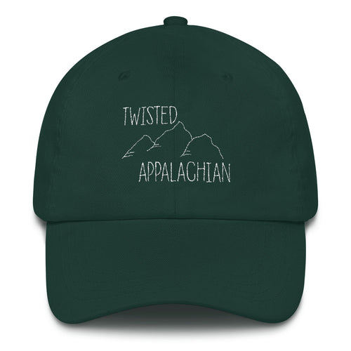 Twisted Appalachian Logo Dad hat