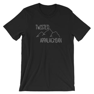 Dark Twisted Appalachian Logo T-Shirt