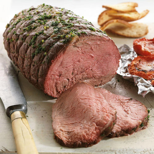 King Cattle Company SUPERBEEF Top Sirloin Roast – More Testosterone, Higher levels of Omega-3 fatty acids and More Nutrients