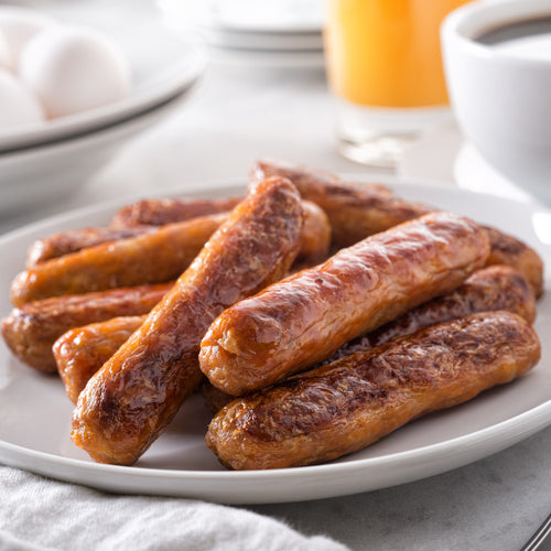 Breakfast Sausage – $13.00/410g Package (12 per Package)