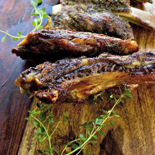 King Cattle Company SUPERBEEF Back Ribs – More Testosterone, Higher levels of Omega-3 fatty acids and More Nutrients