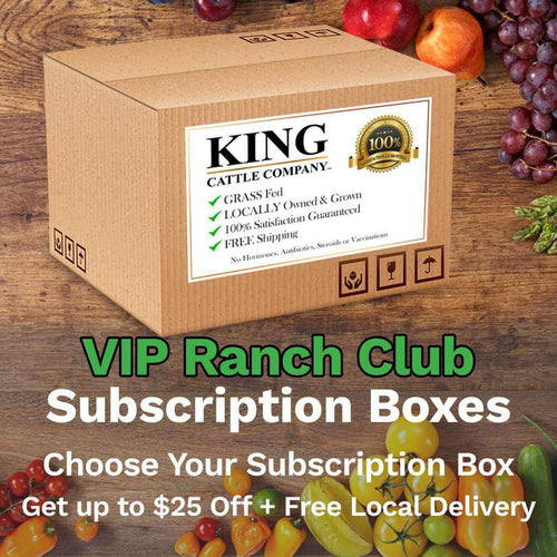 VIP Ranch Club Subscription Box – from $175.00