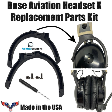Bose Aviation Headset X A10 Replacement Parts Kit
