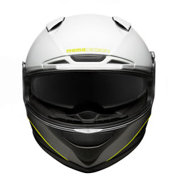 CASCO INTEGRALE HORNET WHITE