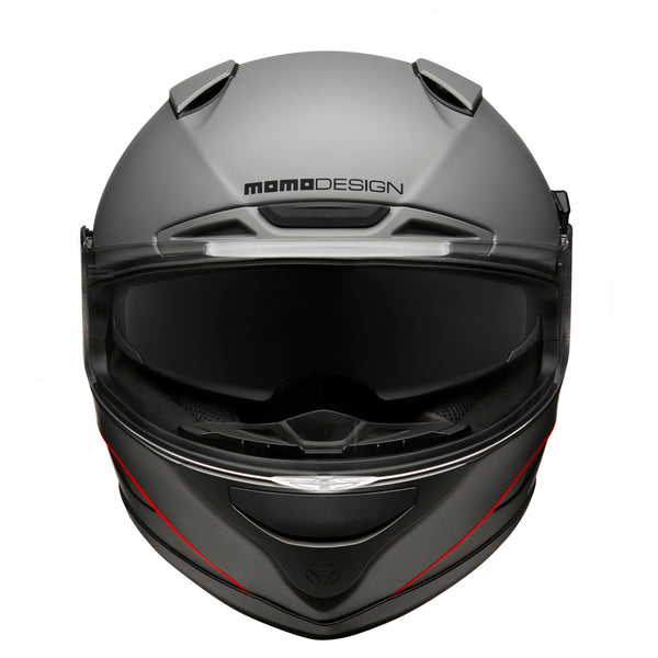 CASCO INTEGRALE HORNET GREY ASPHALT
