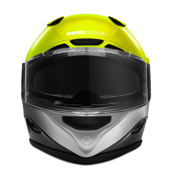 CASCO INTEGRALE HORNET FLUO YELLOW