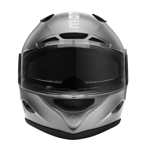 CASCO INTEGRALE HORNET MONO GREY MATT