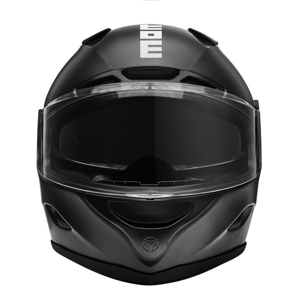 CASCO INTEGRALE HORNET MONO BLACK MATT