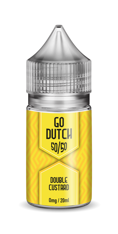 Go Dutch 50/50 - Double Custard