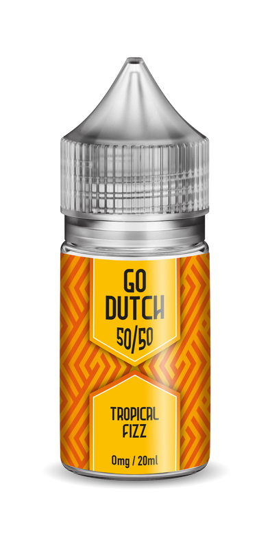 Go Dutch 50/50 - Tropical Fizz