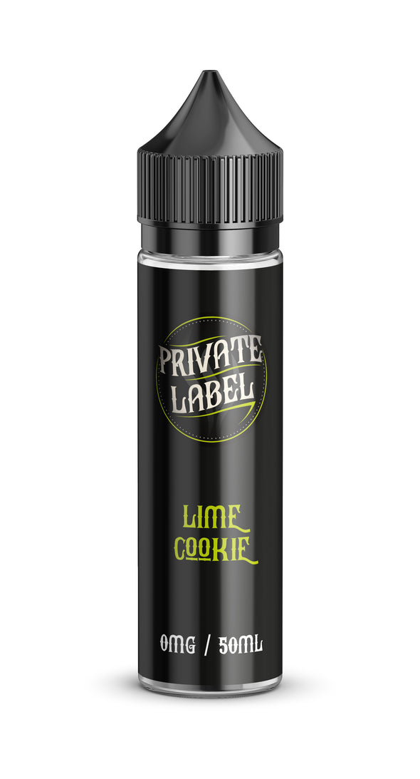 Private Label Lime Cookie