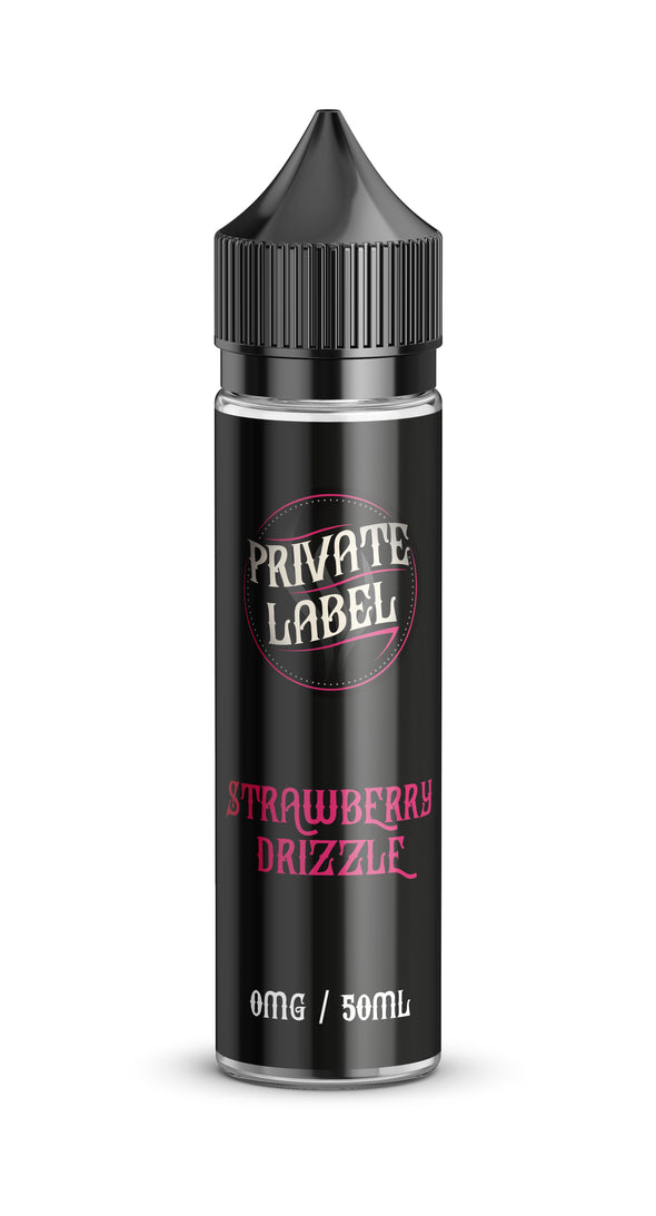 Private Label Strawberry Drizzle