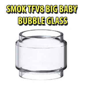 SMOK TFV8 Big Baby and x Baby EU TANK Replacement Bubble Glass