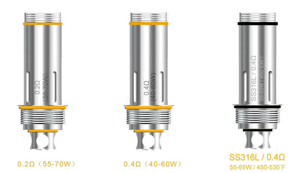 Aspire Cleito Replacement Coils 5-Pack