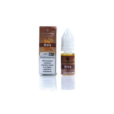 Diamond Mist E-Liquid East RY4 Nic Salt