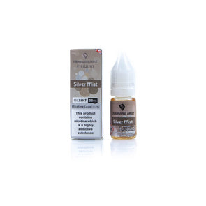 Diamond Mist E-Liquid East Silver Mist Nic Salt
