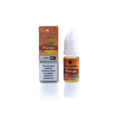 Diamond Mist E-Liquid East Mango Nic Salt