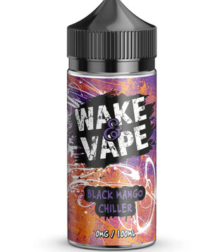 Black Mango Chiller - Wake & Vape