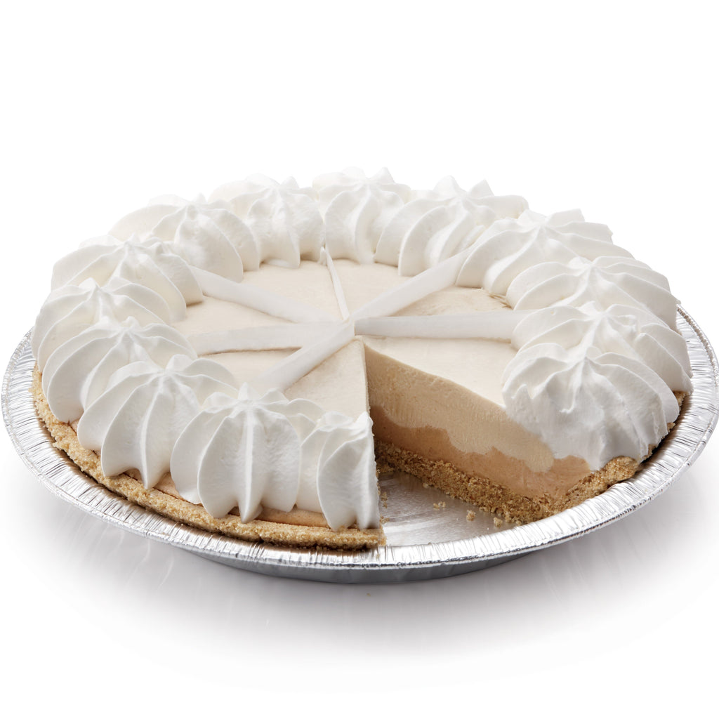 Pumpkin Spice Latte Cream Pie