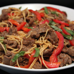 Bangkok Beef and Basil Stir Fry