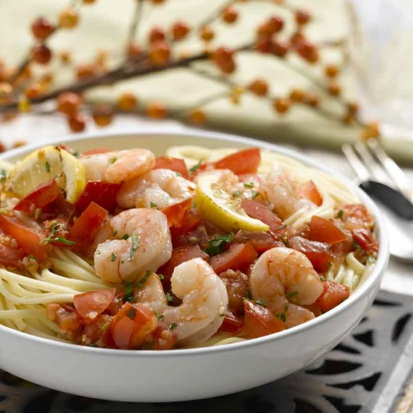 Linguine Shrimp Scampi