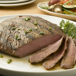 Thai Marinated Flank Steak