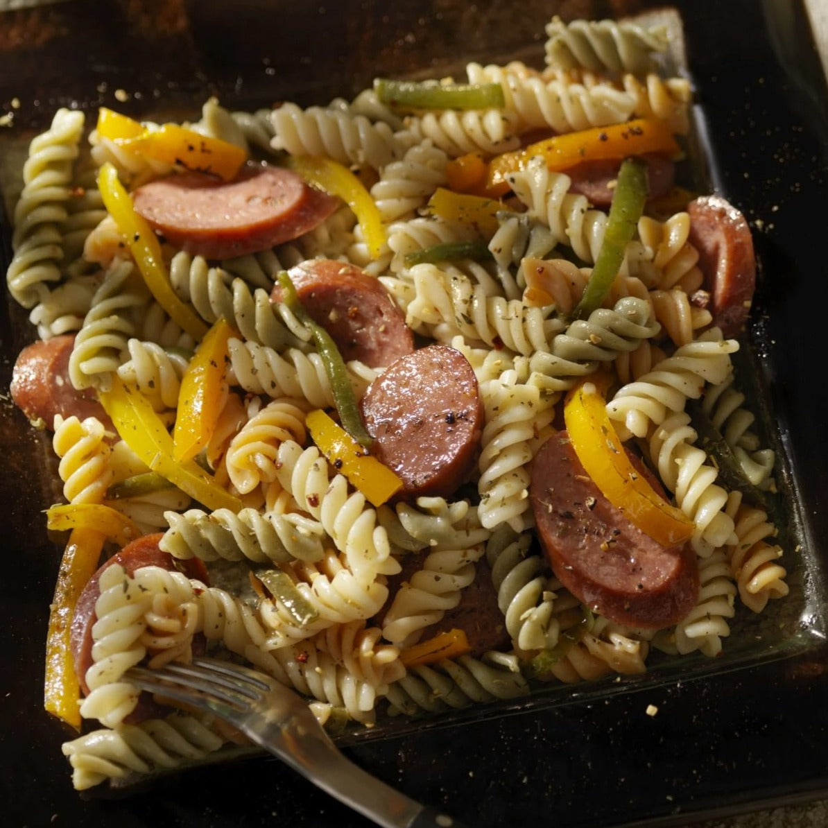 Meat Lover's Pasta
