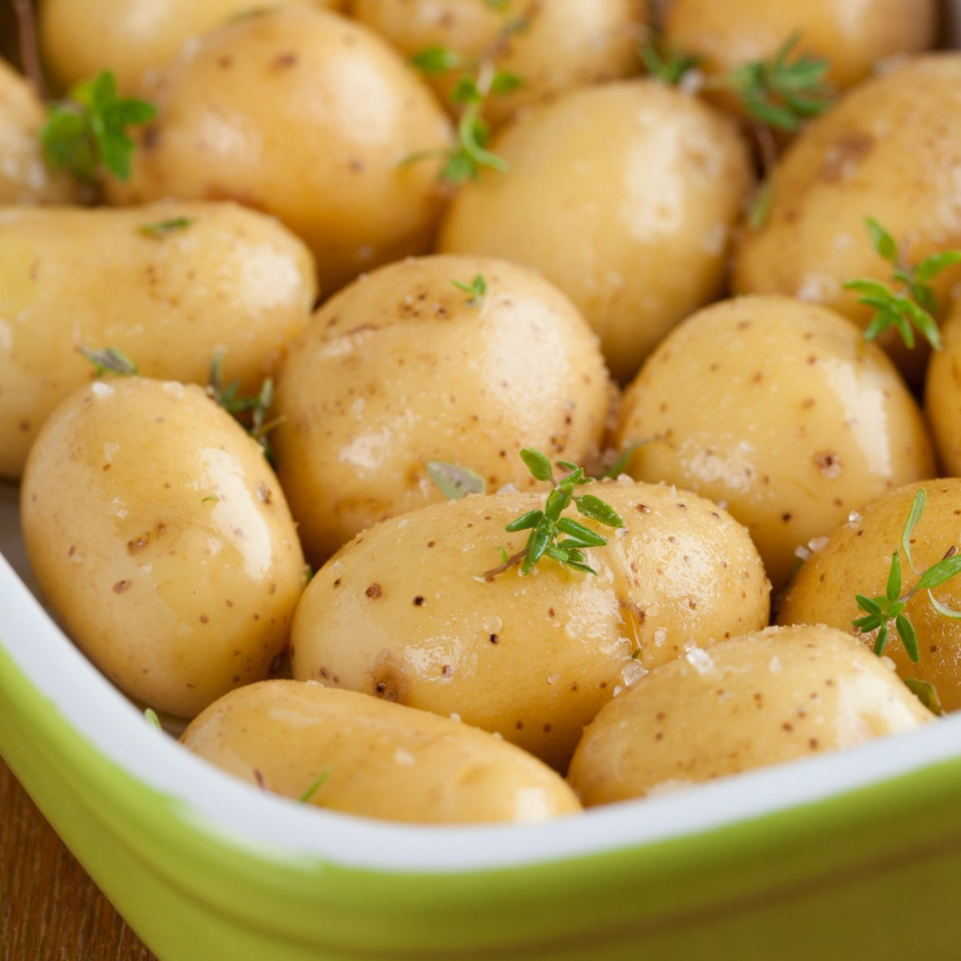 Parsley Butter Potatoes