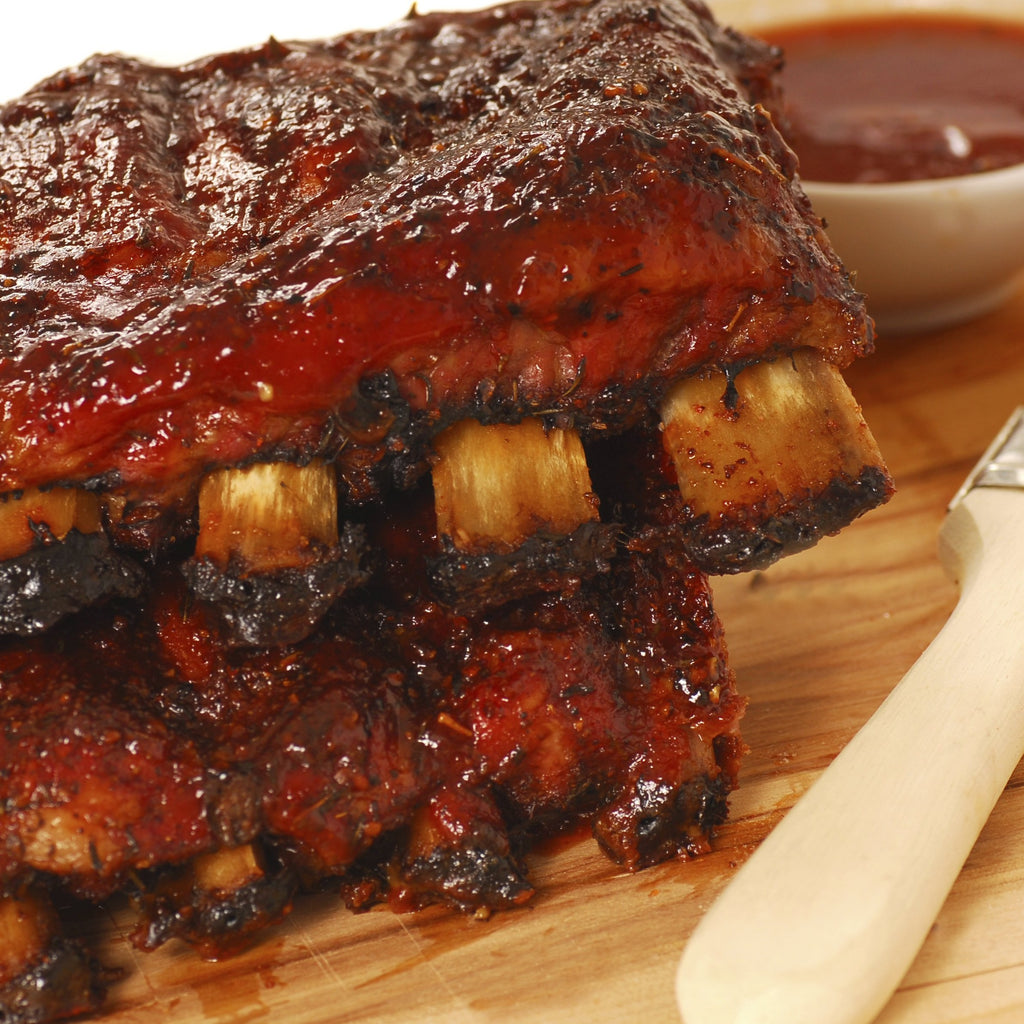 St. Louis Style BBQ Ribs